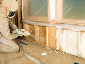 Home insulation is great for Illinois garages.