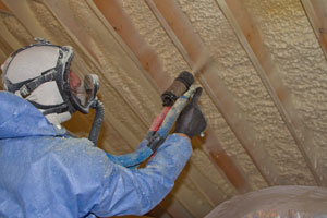 Spray Polyurethane foam in Glennview, IL